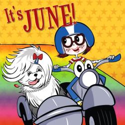 It's June