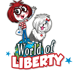 World of Liberty Logo
