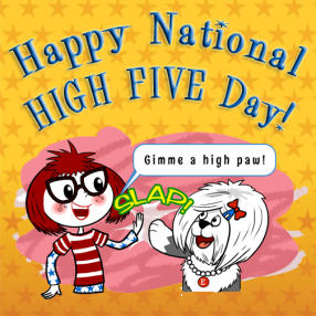 High Five Day