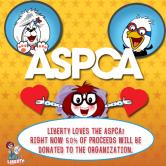 50 to ASPCA